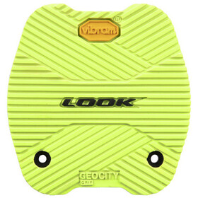 Look Activ Grip City Pads 4 Pieces, lime